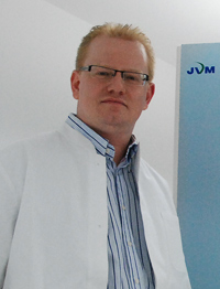 Oliver Boden - Inhaber der Neuen Apotheke Bremervörde